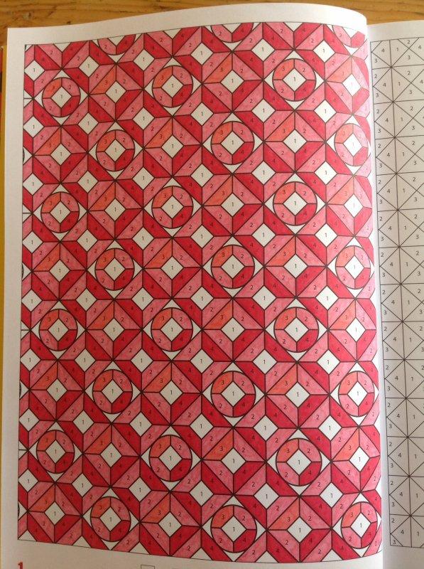 illusions d'optique et kaléidoscope N°1