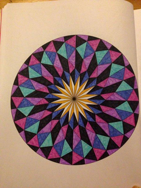 Illusions d'optique et kaléidoscope