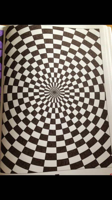 Illusions d'optique et kaléidoscopes