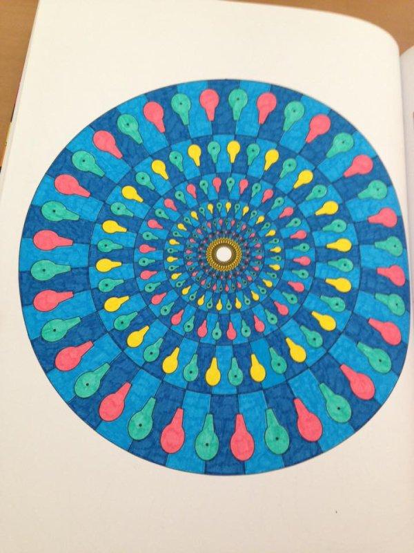 Illusions d'optique et kaléidoscopes