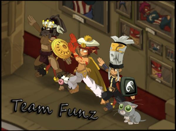 Bienvenue sur le Blog de la team Funz  !