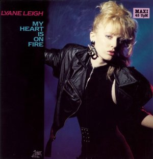 First Single Under The Name LYANE LEIGH