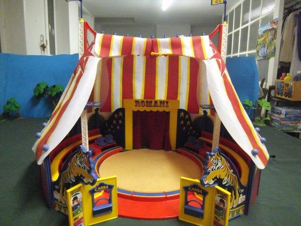 Présentation du cirque Romani 03