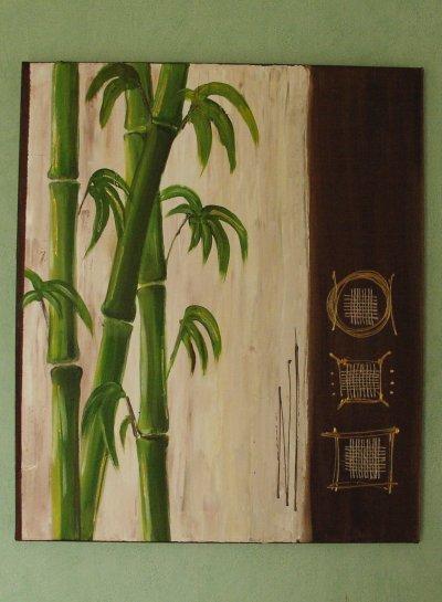 les bambous