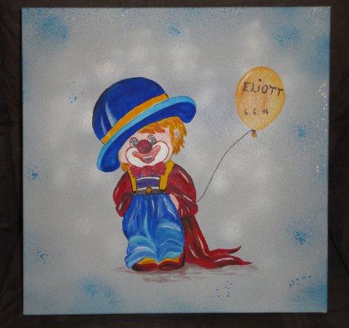 Notre ami clown