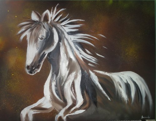 "mon ""cheval de bataille""  1"