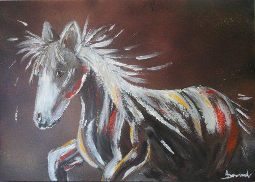 mon 3ème cheval de bataille...