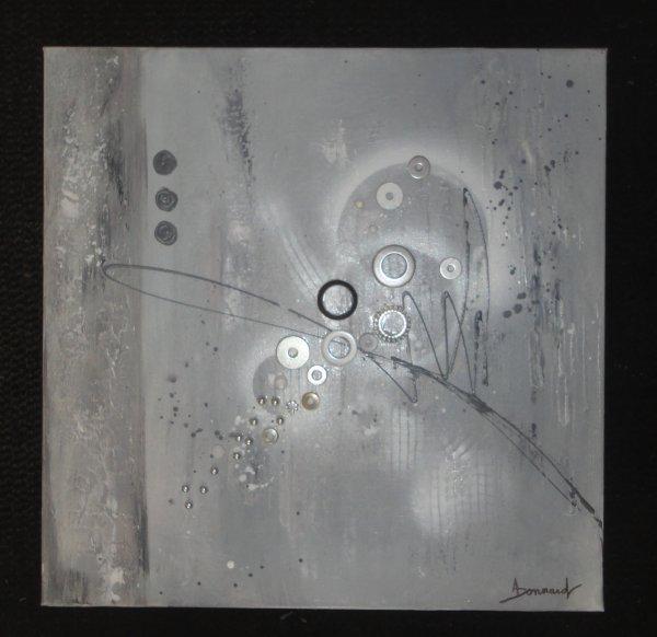 Etincelles en rondelles 50 x 50