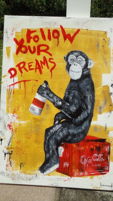 La planète des singes !