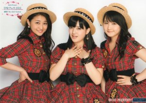 Hello! Project Hina Fest Units : 2015
