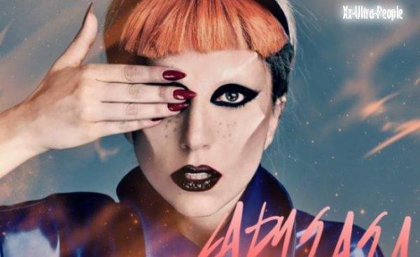 Le new single de Lady Gaga enfin dévoilé !! JUDAS !!