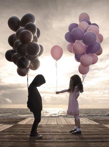 Le meilleur moyen de trouver le bonheur, c'est de le donner aux autres