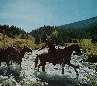 L'équitation est le seul sport individuel qui se fait a deux