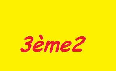 3ème2  <3