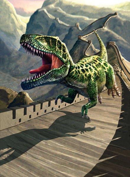 Carcharodontosaure