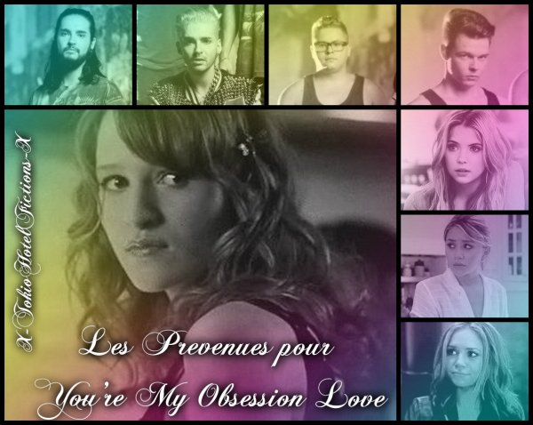 Les prévenues pour You're My Obsession Love