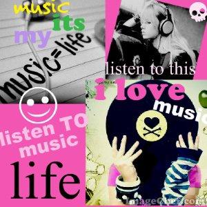 Music My Liife <3