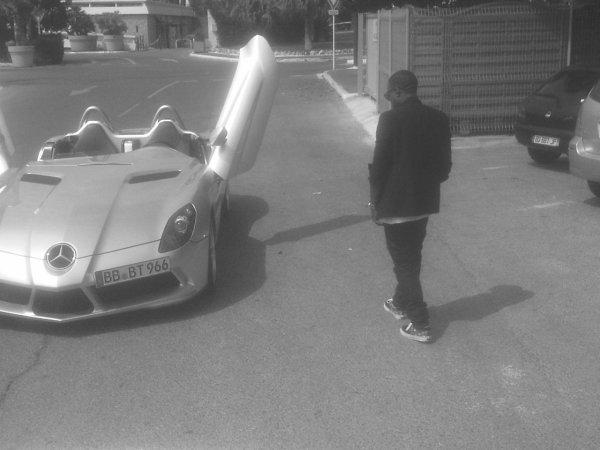 Kanye en FRANCE! (photos personnelles prise par @virgilabloh)