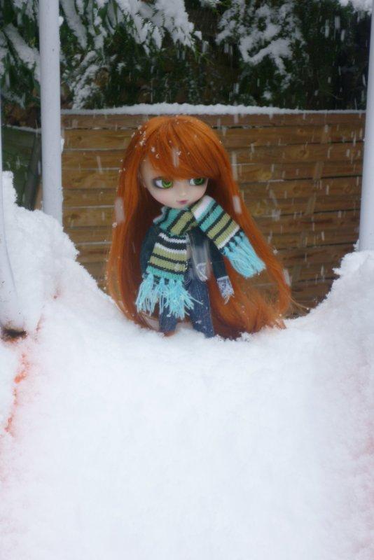 Week-end dans la neige !!!!!