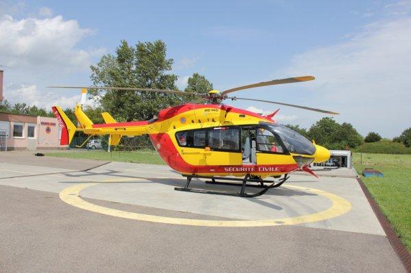 EC-145 sécurité civil