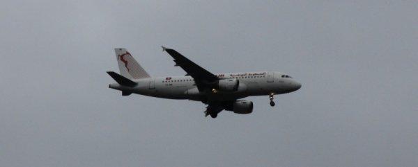 Airbus A-319-114  TUNISAIR