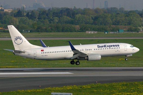 SunExpress nouveau Bébé de Strasbourg