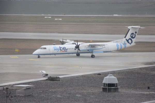 Flybe - British European De Havilland Canada DHC-8-402Q Dash 8