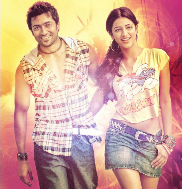 Shruti and Surya