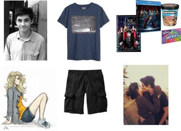 A day with Annabeth (Percy)