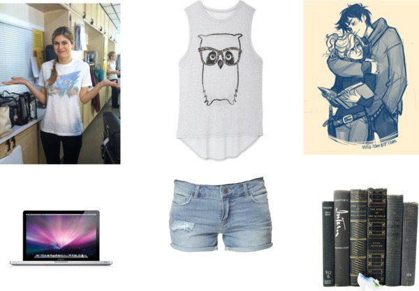 A day with Percy (Annabeth)