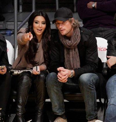 Kim Kardashian et Gabriel Aubry : ensemble ?