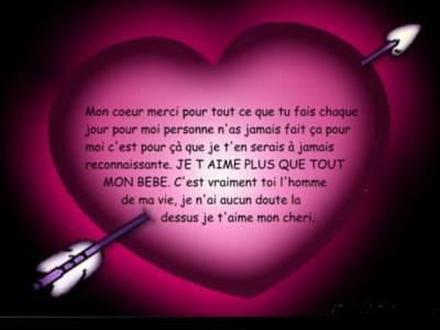 Mon coeur..! ♥