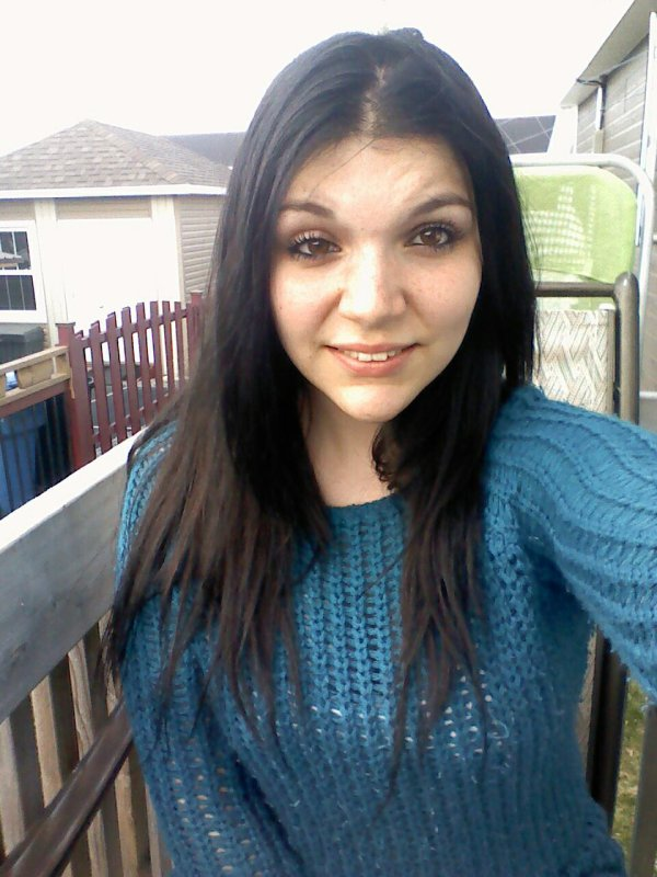 Cheveux noir :)