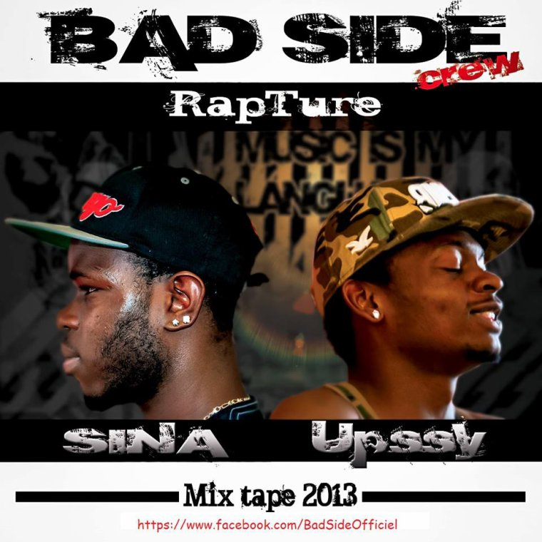 RapTure / BAD SIDE feat ANGOLANO - BLACK DIAMOND (2013)
