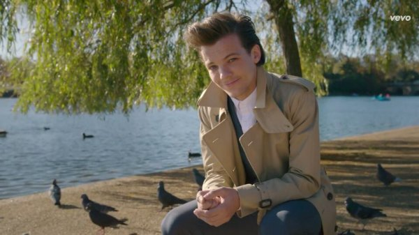 Louis tomlinson night changes ! *.*