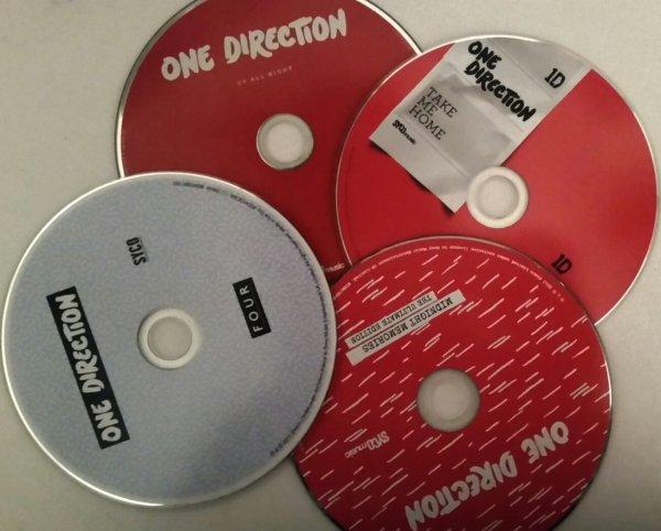 Les albums *.* ❤❤❤❤❤