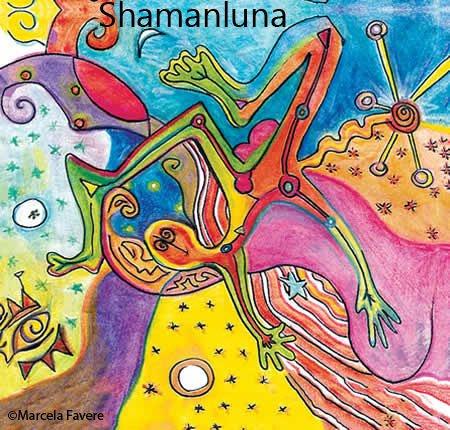 From antoher Galaxy / Shamanluna - L'élégance De La Mauvaise (extract) (2014)