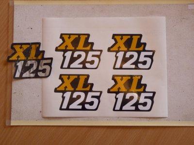 nouvelle rea pour les 125 XL
