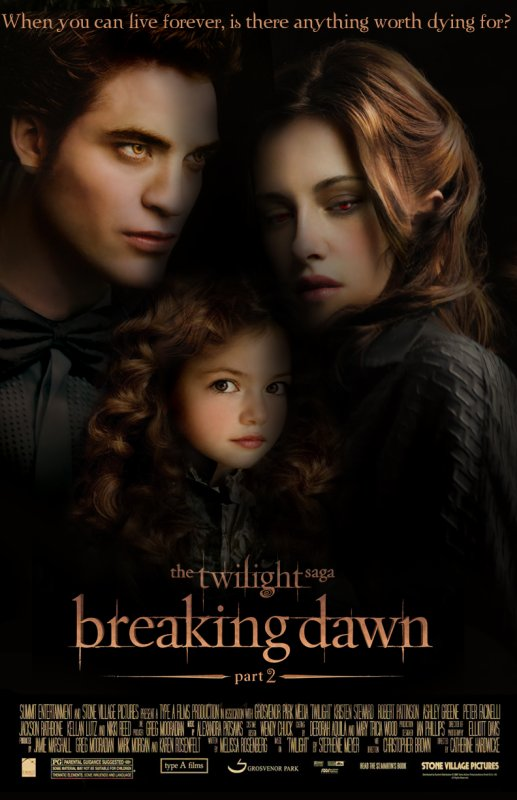 Twilight 4 Partie 2