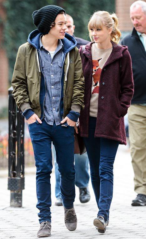 Taylor Swift et Harry Styles : Une fan écrit leur chanson de rupture