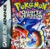 Pokémon quartz, une fausse version de pokémon