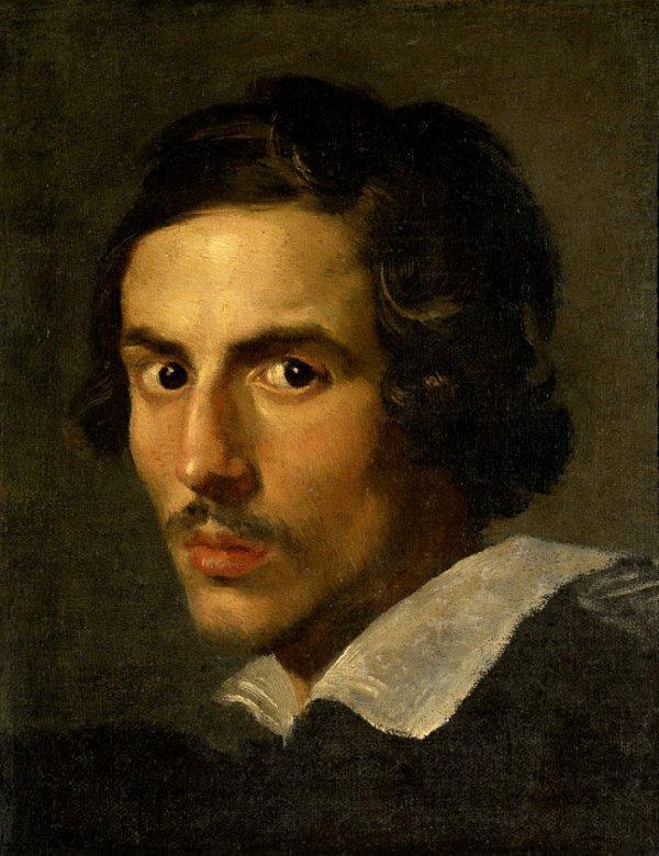 """Gianlorenzo Bernini """" Autoportrait"""""""