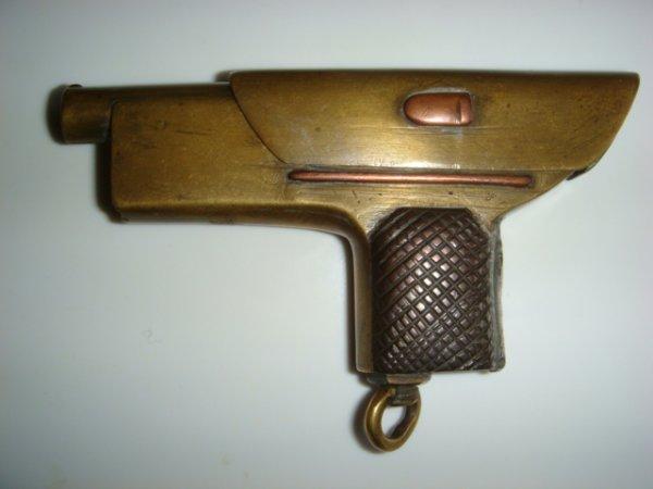 Briquet pistolet