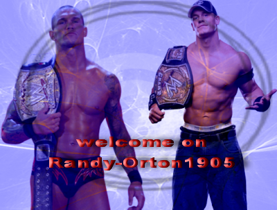 Welcome on Randy-Orton1905