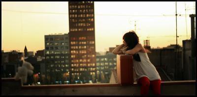 Ton image me hante, je te parle tout bas, et j'ai le mal d'amour, et j'ai le mal de toi. ♥