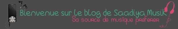 ♪ Bienvenue sur le blog ♫