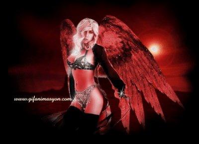 très belle ange