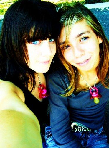 Marinee & Morganee                                             Morganee & Marinee