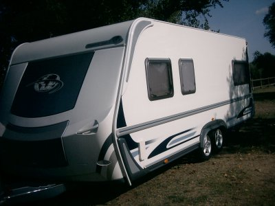 ma nouvelle camping...