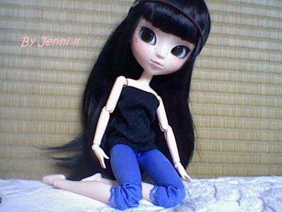 Ma pupuce et son obi' ♥